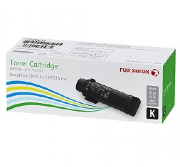 FUJI XEROX Printers High Capacity Black Toner CT202610