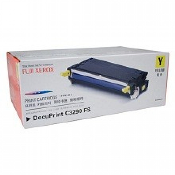 FUJI XEROX PRINTERS C3290fs: Yellow Toner CT350570