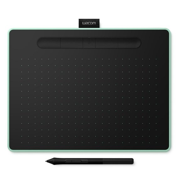 Wacom  Intuos Medium Bluetooth Black ( Ctl-6100wl/k0-c )