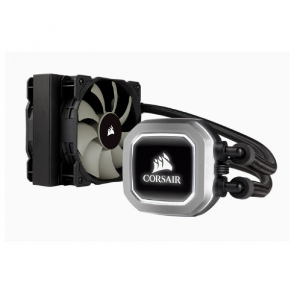 Corsair H75v2 120mm High Performance Liquid Cpu Cooler 2x S ( Cw-9060035-ww )