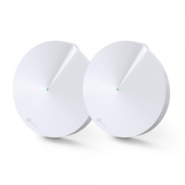 Tplink Deco M5 Whole Home Mesh Wifi 2 Pack (DECO-M5-2PK)
