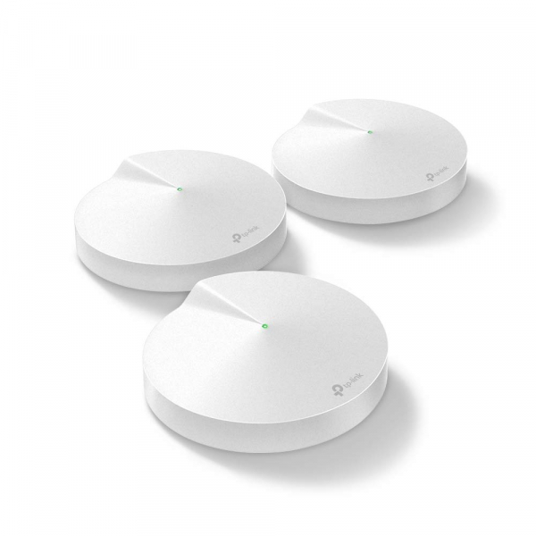 TPLINK Tp-link Deco M5 Whole Home Mesh Wifi (3 DECO-M5-3PK