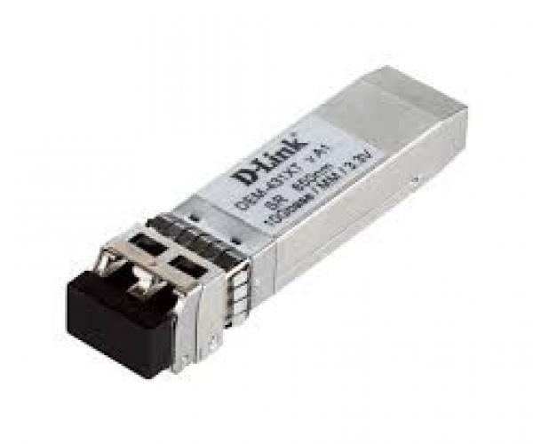 D-LINK 10gbase-sr Sfp Transceiver 80/300m - DEM-431XT