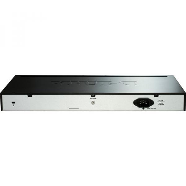 D-LINK 24-port Gigabit Easysmart Poe Switch DGS-1100-24P