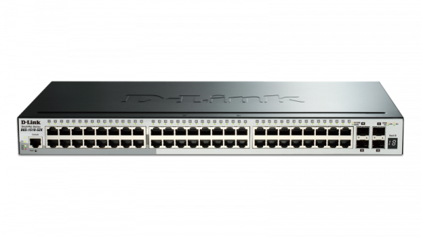 D-LINK 52-port Gigabit Smartpro Switch With 48 DGS-1510-52X