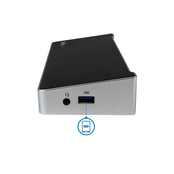 STARTECH Triple-4k Monitor Usb-c Docking Station DK30CH2DPPD