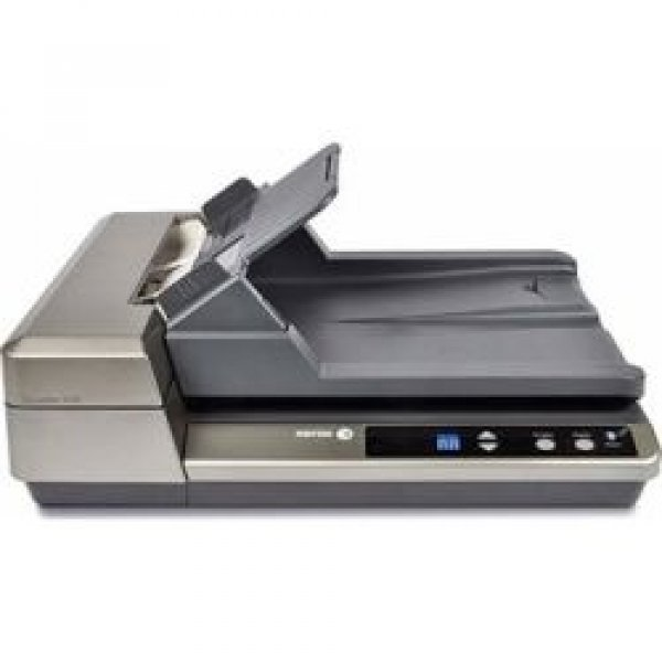 Fuji Xerox Dm3220 Scanner A4 Flatbed 23ppm Dup Adf 50shts 600dpi Usb2 5 ( Dm3220@-a )
