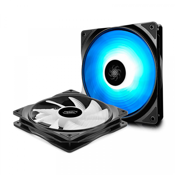 Deepcool  Rf140 2-in-1 Rgb Fan Two-way Control ( Dp-frgb-rf140-2c )