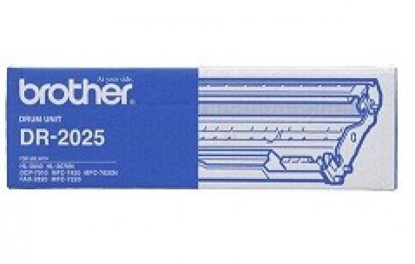 BROTHER Dr2025 Drum Unit 12000 Page Yield For DR-2025