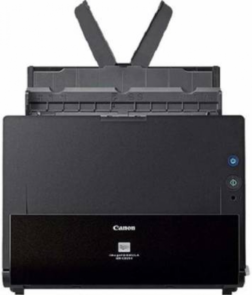 Canon Drc225ii 25ppm/50ipm Usb A4 Scanner 12 Mnth Wty ( Dr-c225ii )