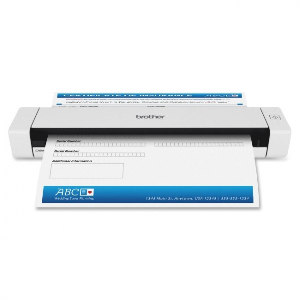 BROTHER Mobile Document Scanner 7.5 Ppm Mono & DS-620