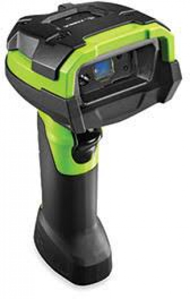 ZEBRA Rugged Green Vibration Motor Usb Kit: DS3608-HP3U4602VZW