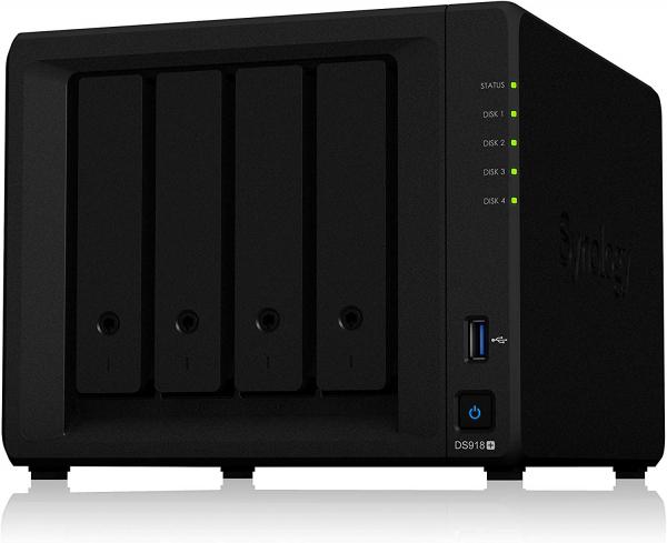 Synology Diskstation 4-bay 3.5