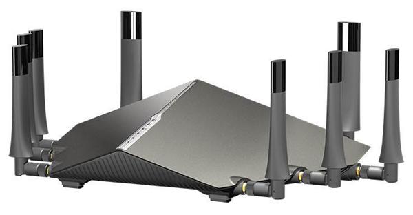 D-LINK Cobra Ac5300 Wave 2 Mu-mimo Wi-fi Modem DSL-5300