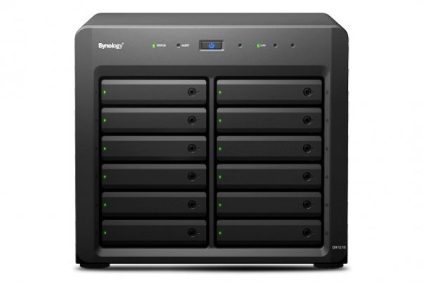 Synology 12-Bay Expansion Unit Network Storage (DX1215)