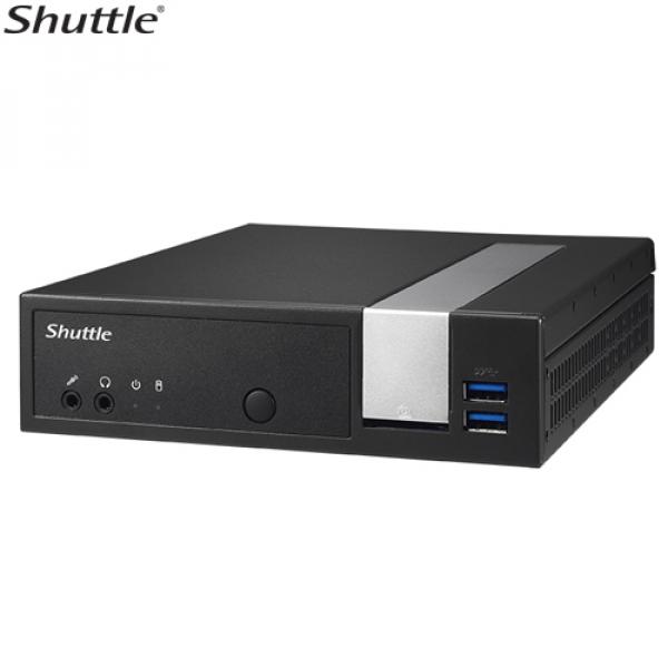 SHUTTLE  Fanless 1.3l Xpc Slim Barebone Pc - DX30